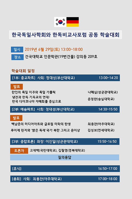 한독공동학술대회